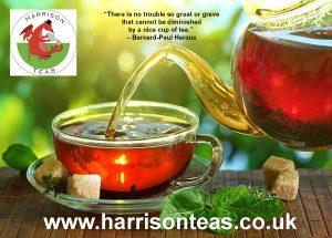 HARRISON TEAS